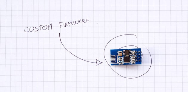 Build custom NodeMCU firmware and flash it on ESP8266